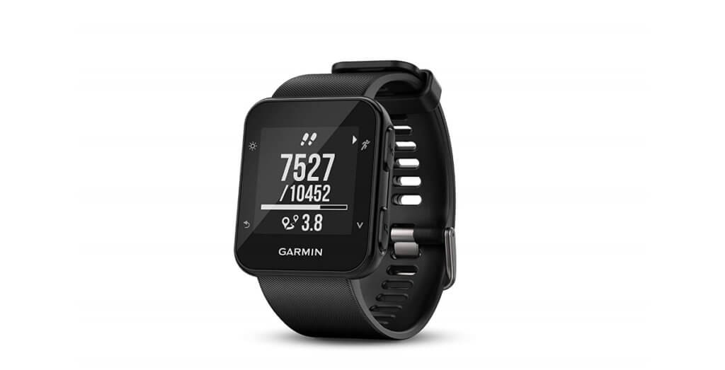 garmin gps forerunner 35 smartwatch