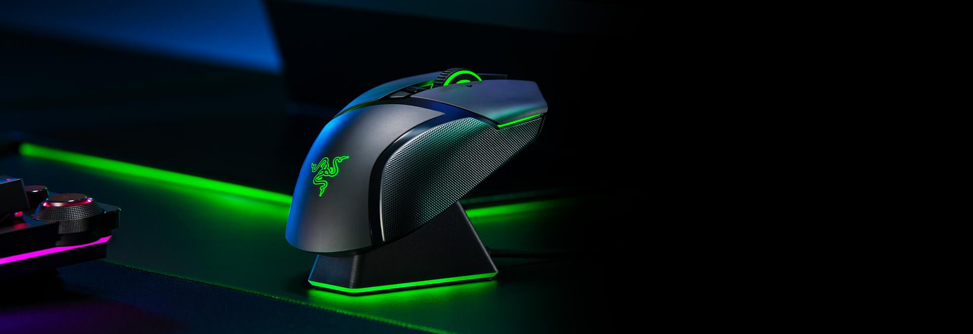 razer basilisk ultimate gaming mouse