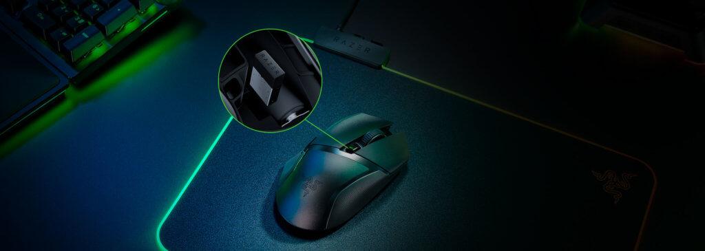 razer basilisk x hyperspeed gaming mouse