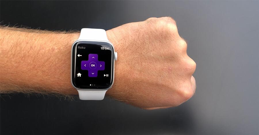 roku app apple watch