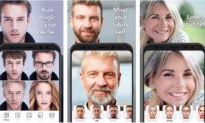 faceapp photo editing