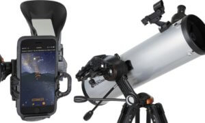 celestron star sense explorer telescope with phone app