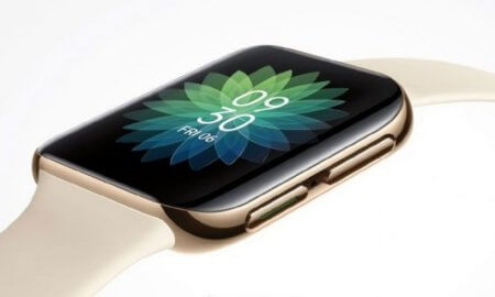 oppo smartwatch render
