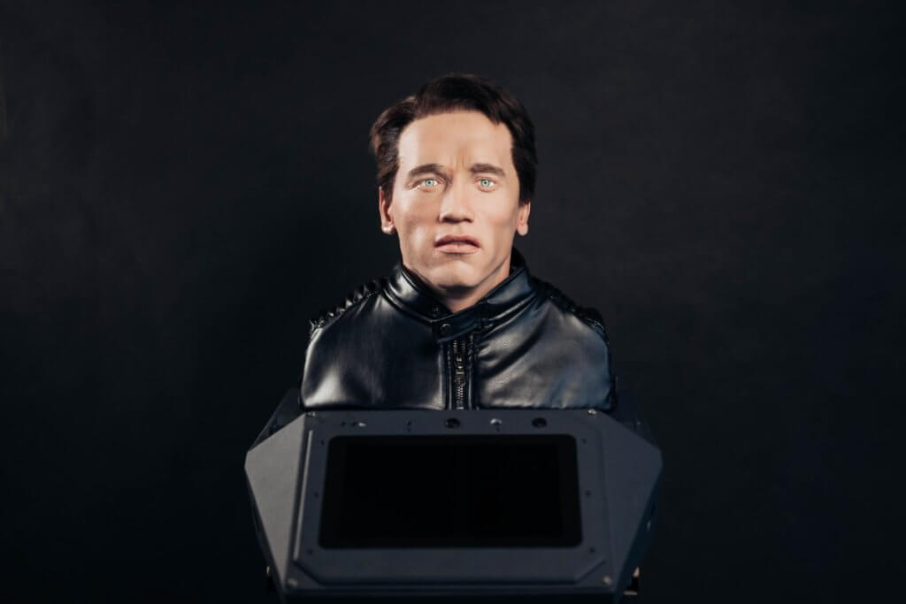 promobot terminator robot ces 2020 (1)