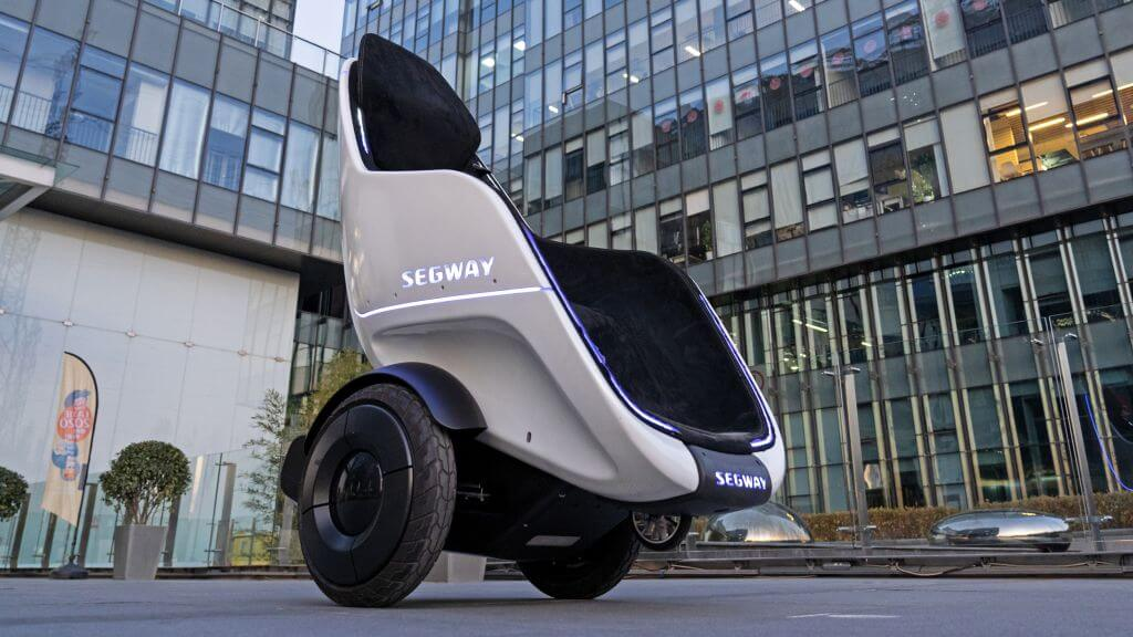 segway s-pod hover chair