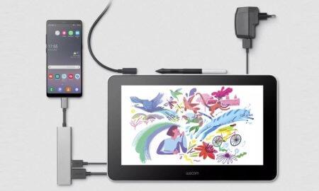 wacom one tablet announced ces 2020