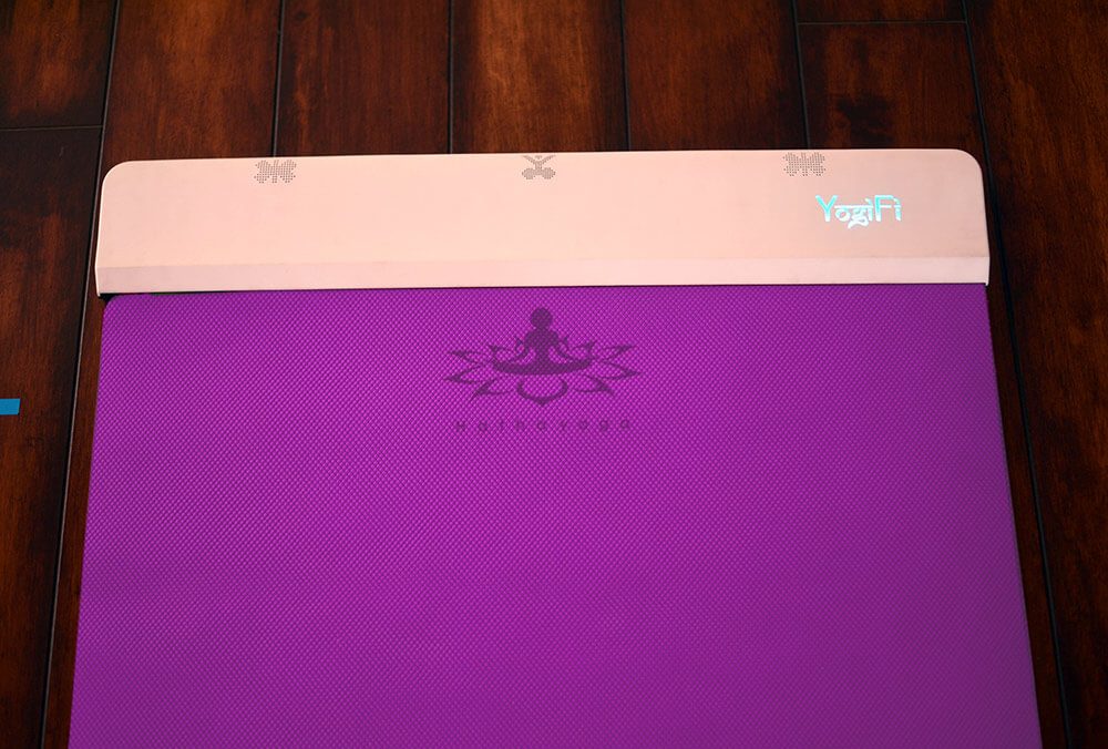 yogifi smart yoga mat ces 2020 innovation award 2
