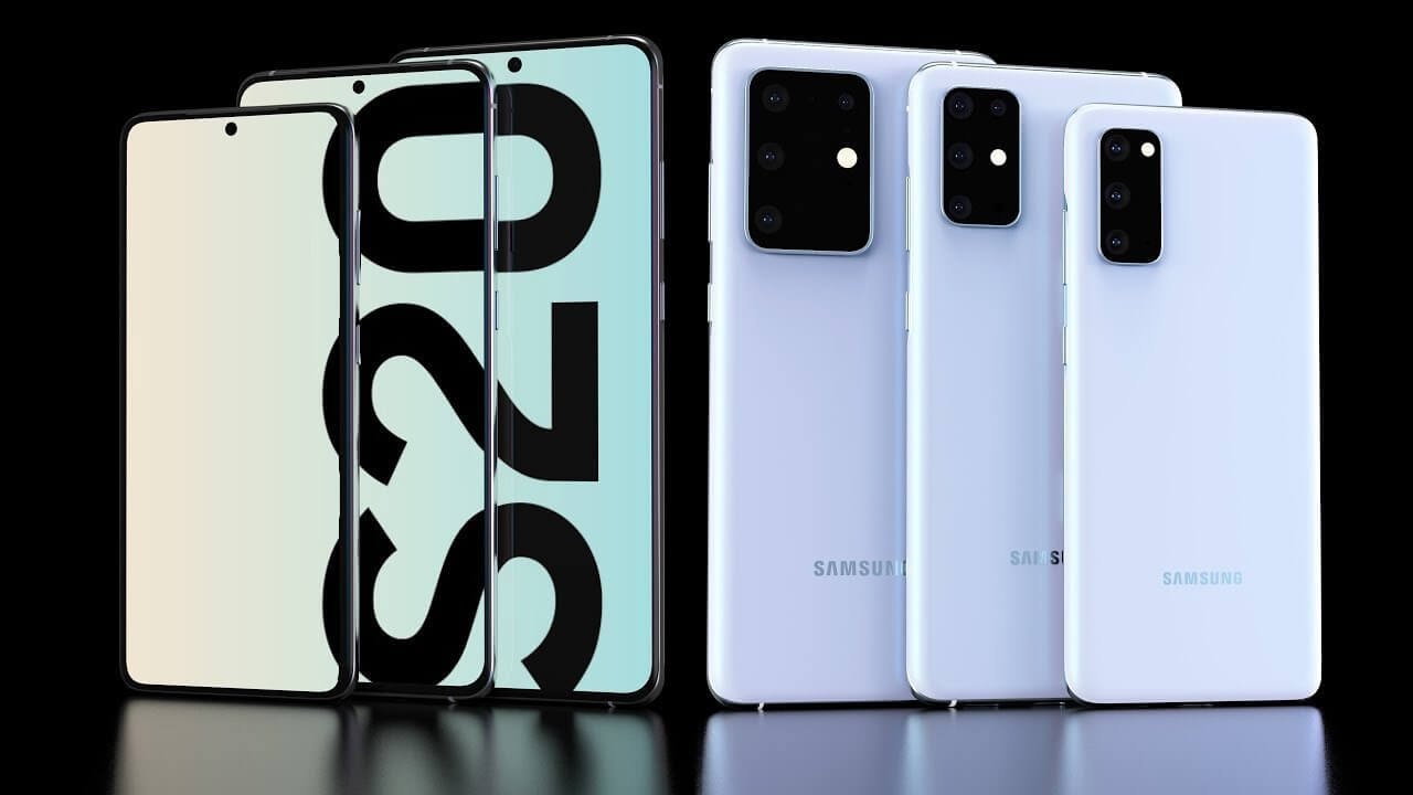 Samsung S Latest Addition To The Galaxy S20 Series Is The S20 Fe 5g Leaked Images Here