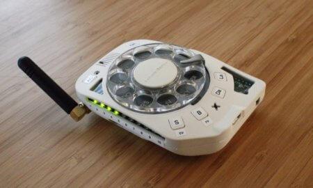 rotary cellphone diy kit justine haupt
