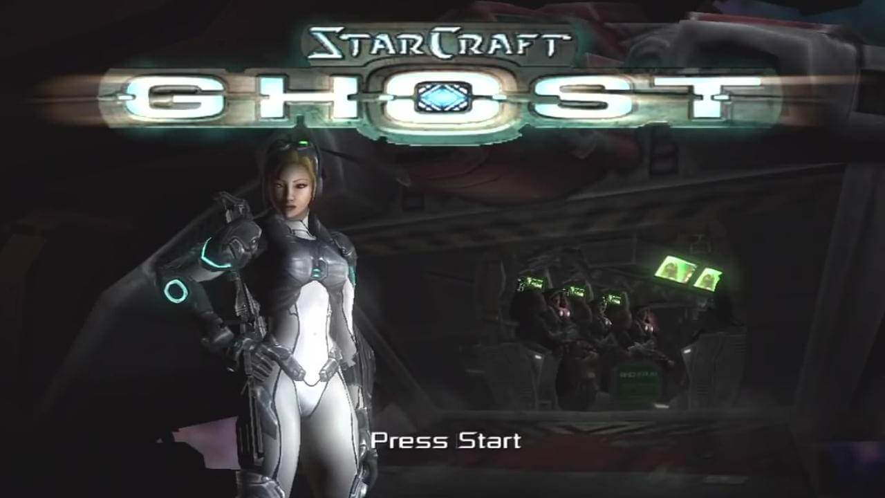 starcraft ghost leaked build