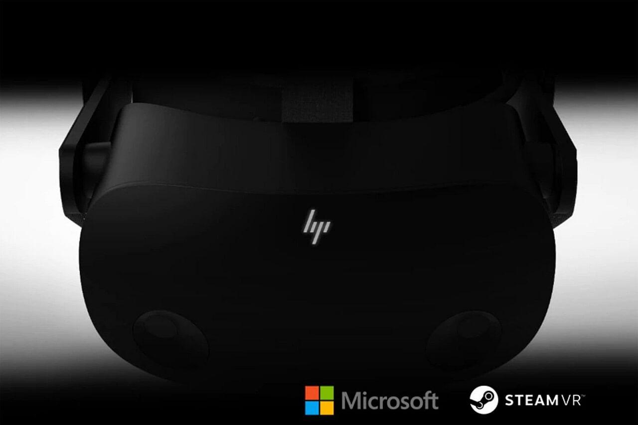 next gen vr headset hp microsoft steam vr
