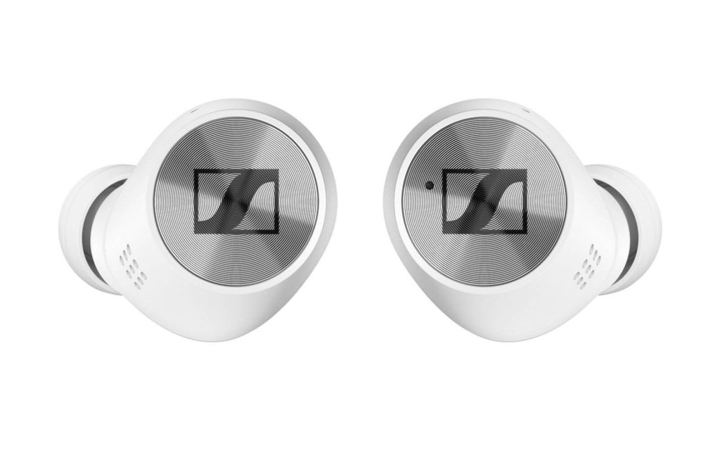 sennheiser momentum true wireless 2 earbuds white
