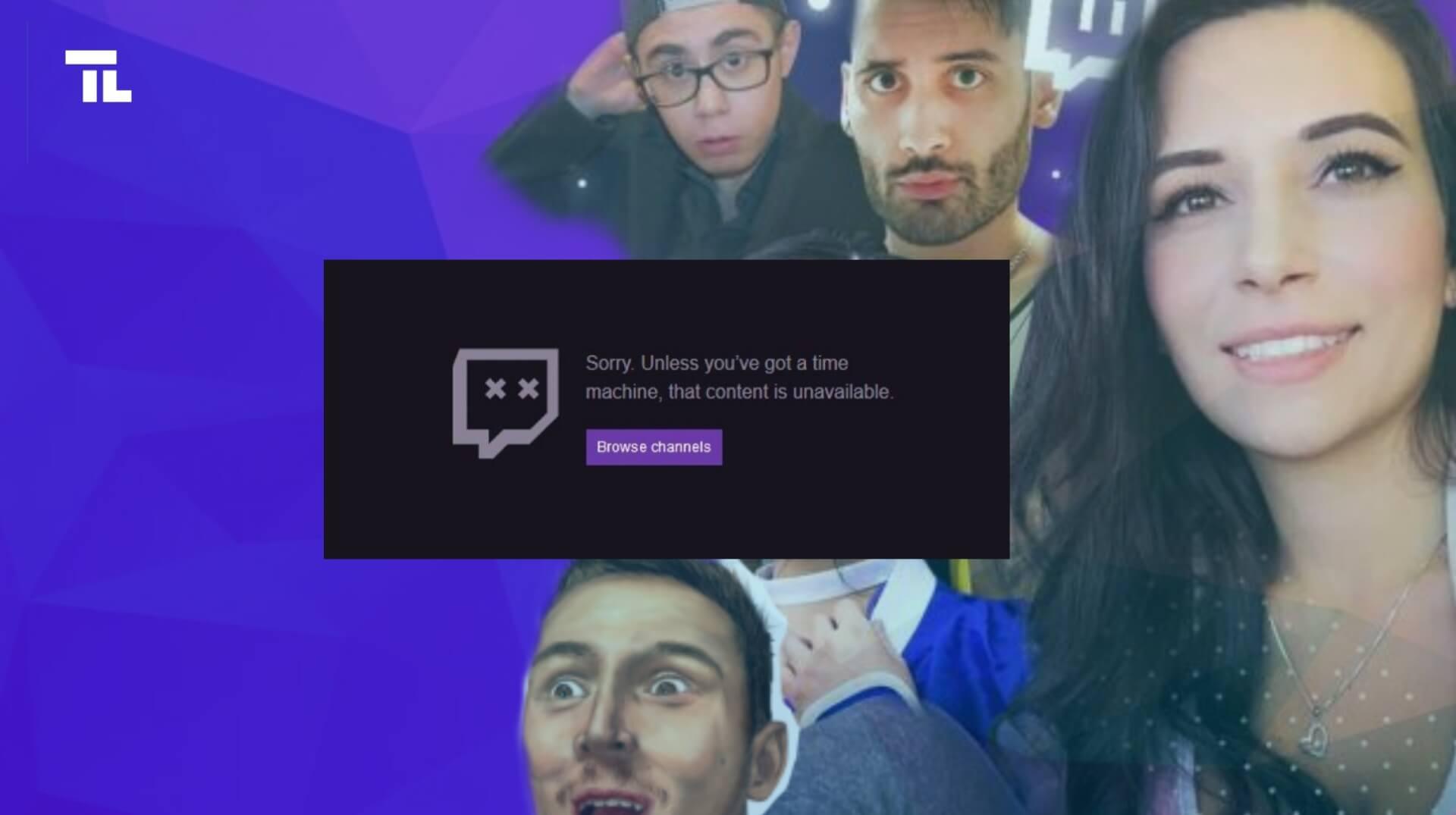 Twitch Live Stream Nip Slip