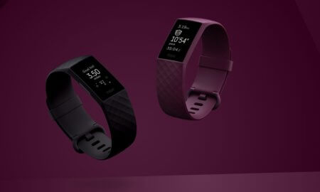 fitbit charge 4 with gps