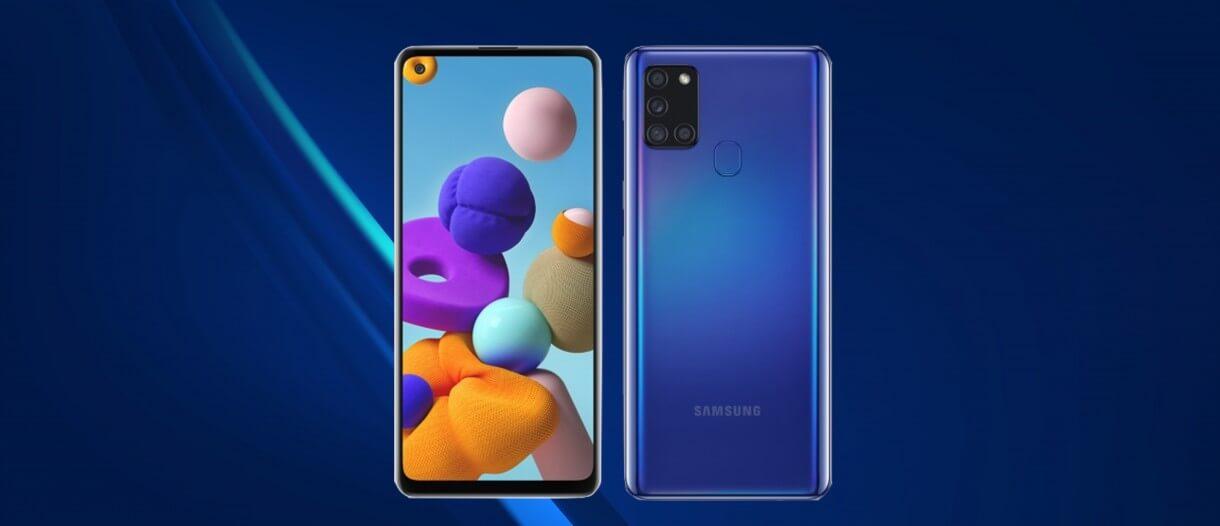 Samsung Galaxy A21s Brings Premium Features