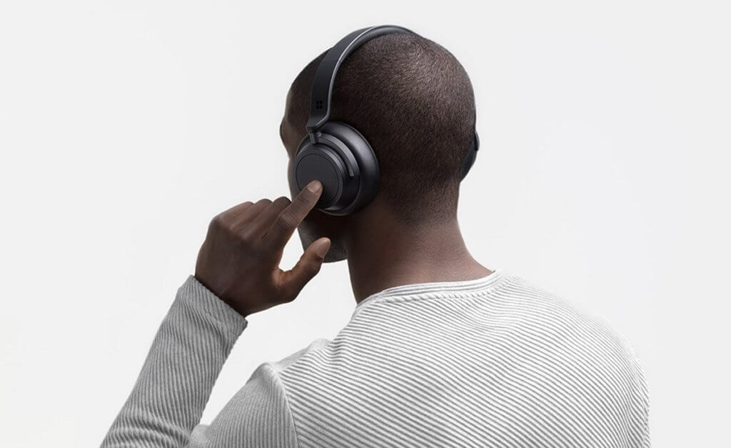microsoft surface headphones 2020
