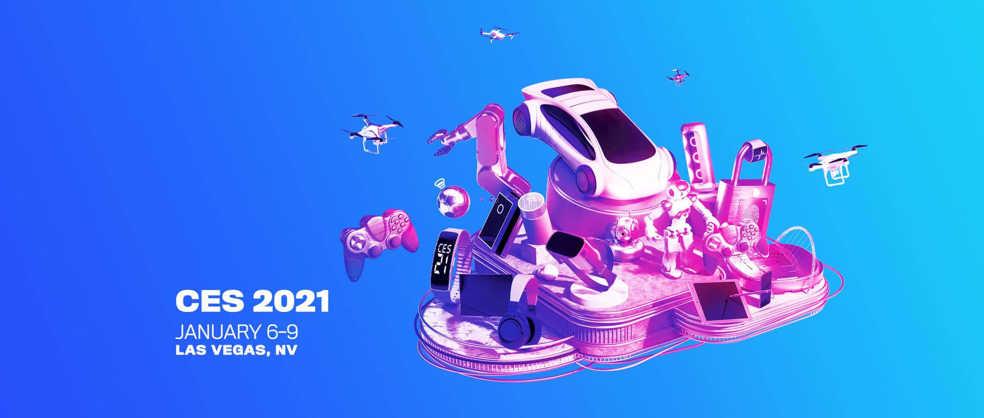 ces 2021 event las vegas january 2021