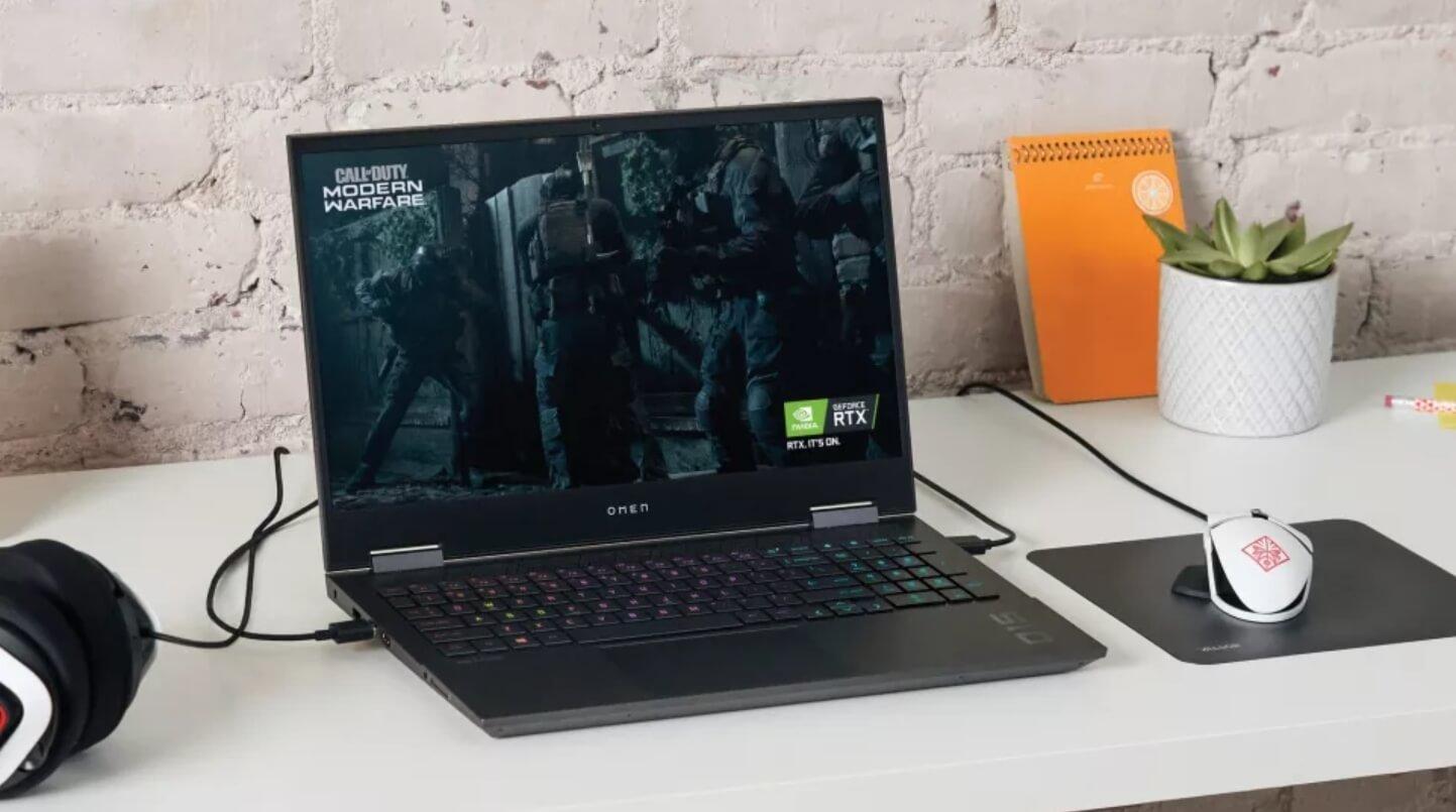 hp omen 15 2020 gaming laptop 2