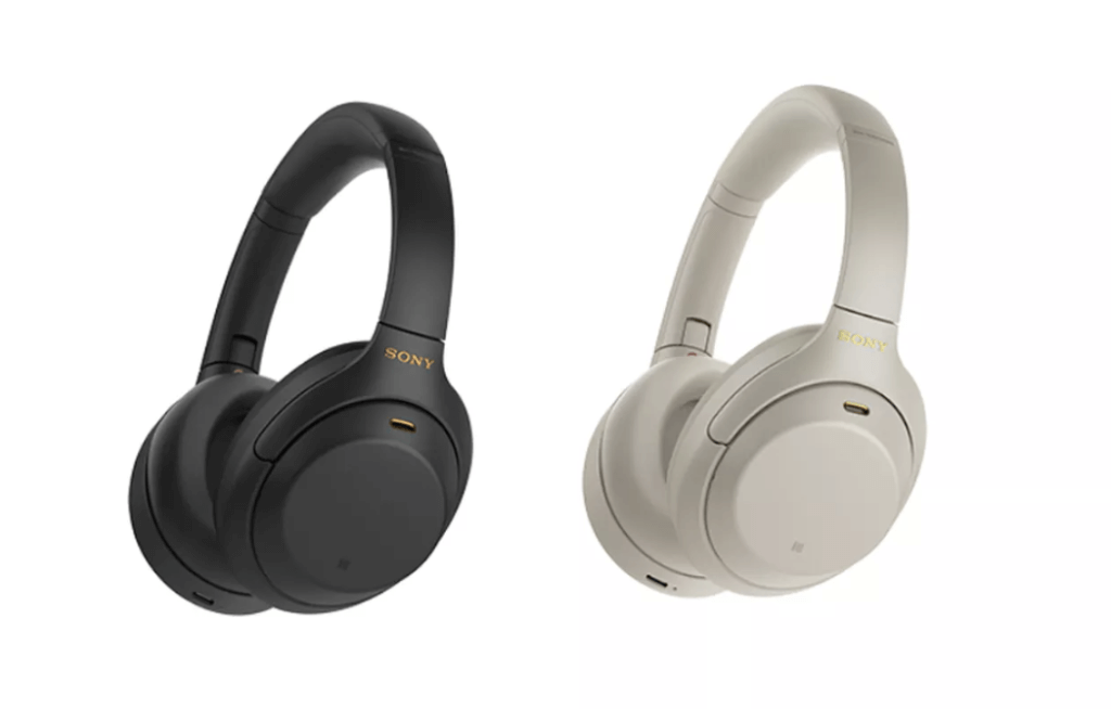 sony-wh1000x-m4 noise cancelling headphones