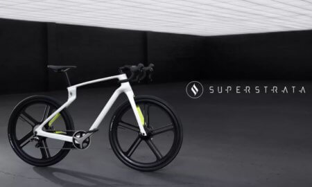arevo superstrata e-bike