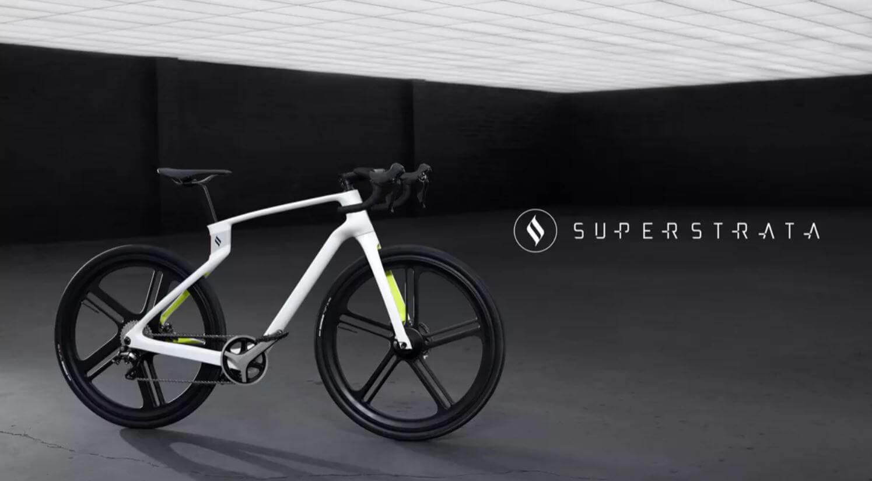 arevo superstrata e-bike