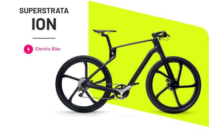 arevo superstrata ion e-bike