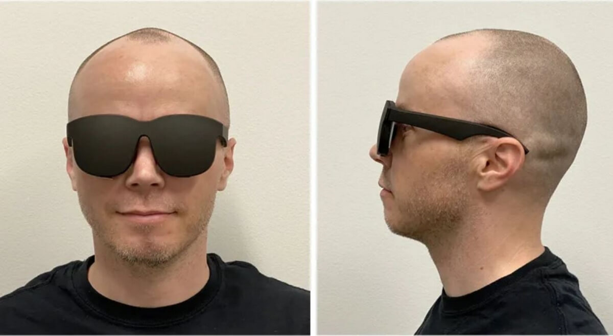 facebook vr glasses prototype
