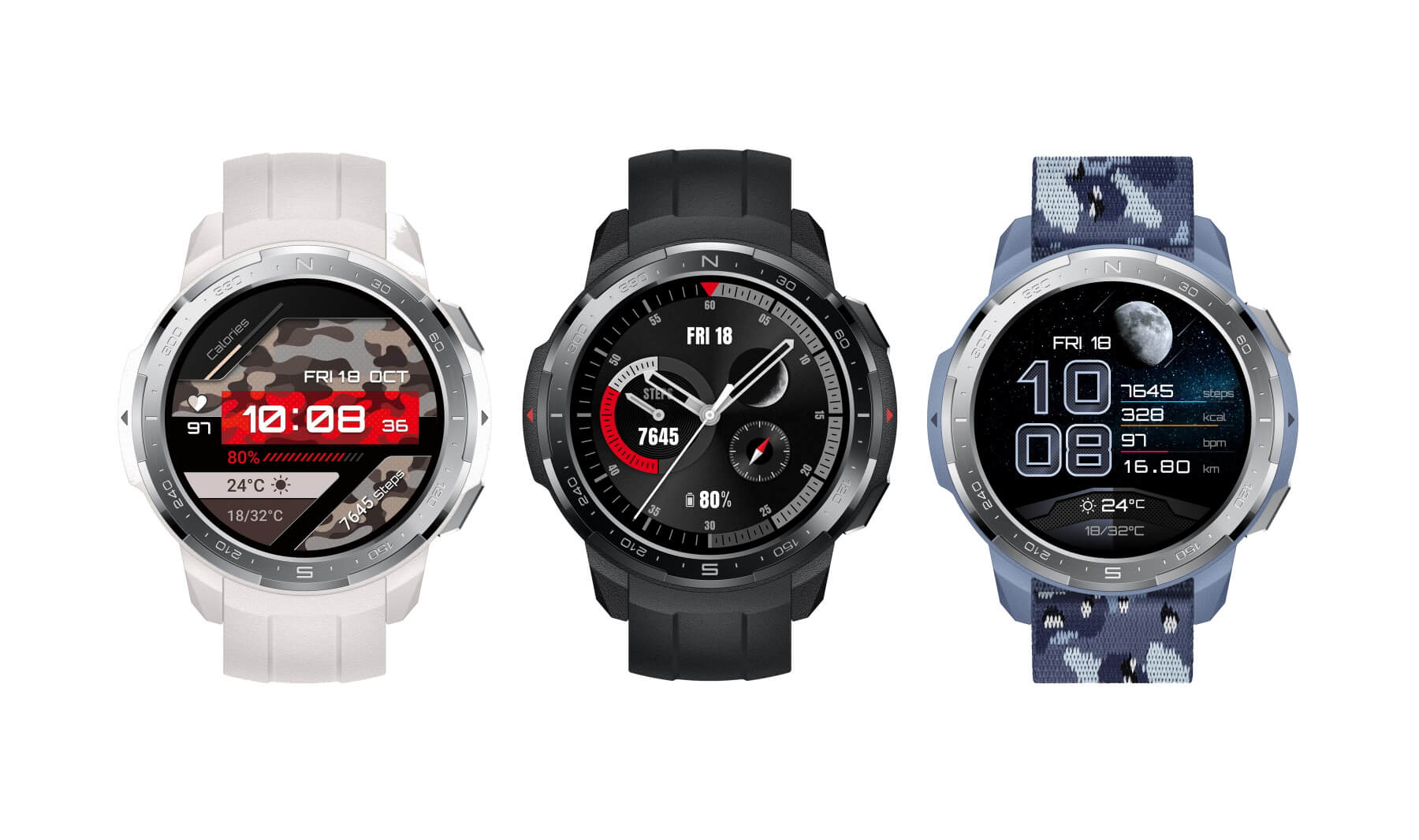 Honor says its new rugged smartwatch has a 25-day battery life