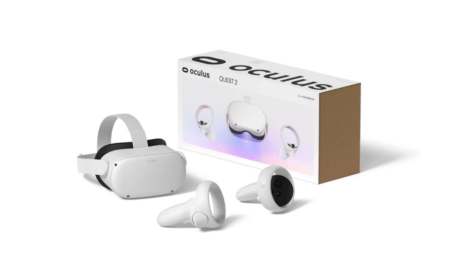 oculus quest 2 box controllers
