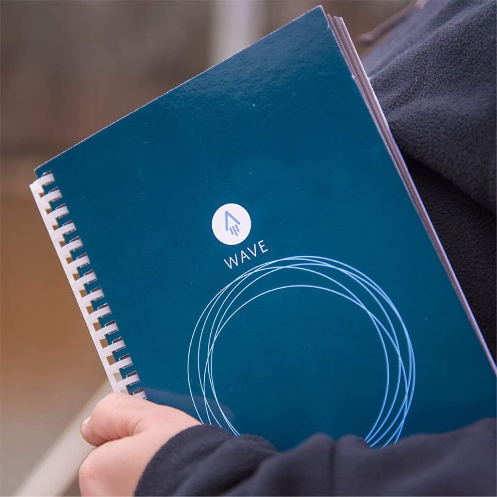 rocketbook wave microwave notebook