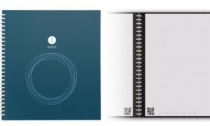 rocketbook wave microwave notebook erase