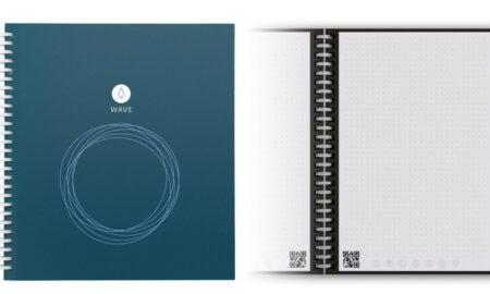 rocketbook wave microwave notebook erase