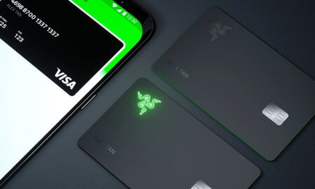 razer pay razer card light up logo