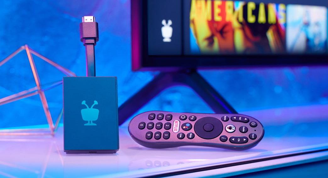 tivo stream 4k dongle remote screen