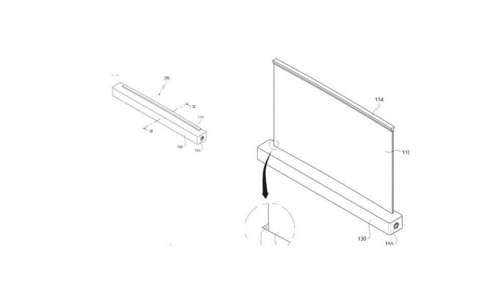 LG-rollable-laptop-patent-illustration