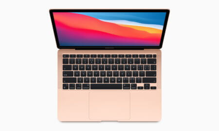 apple new 2020 macbook air m1