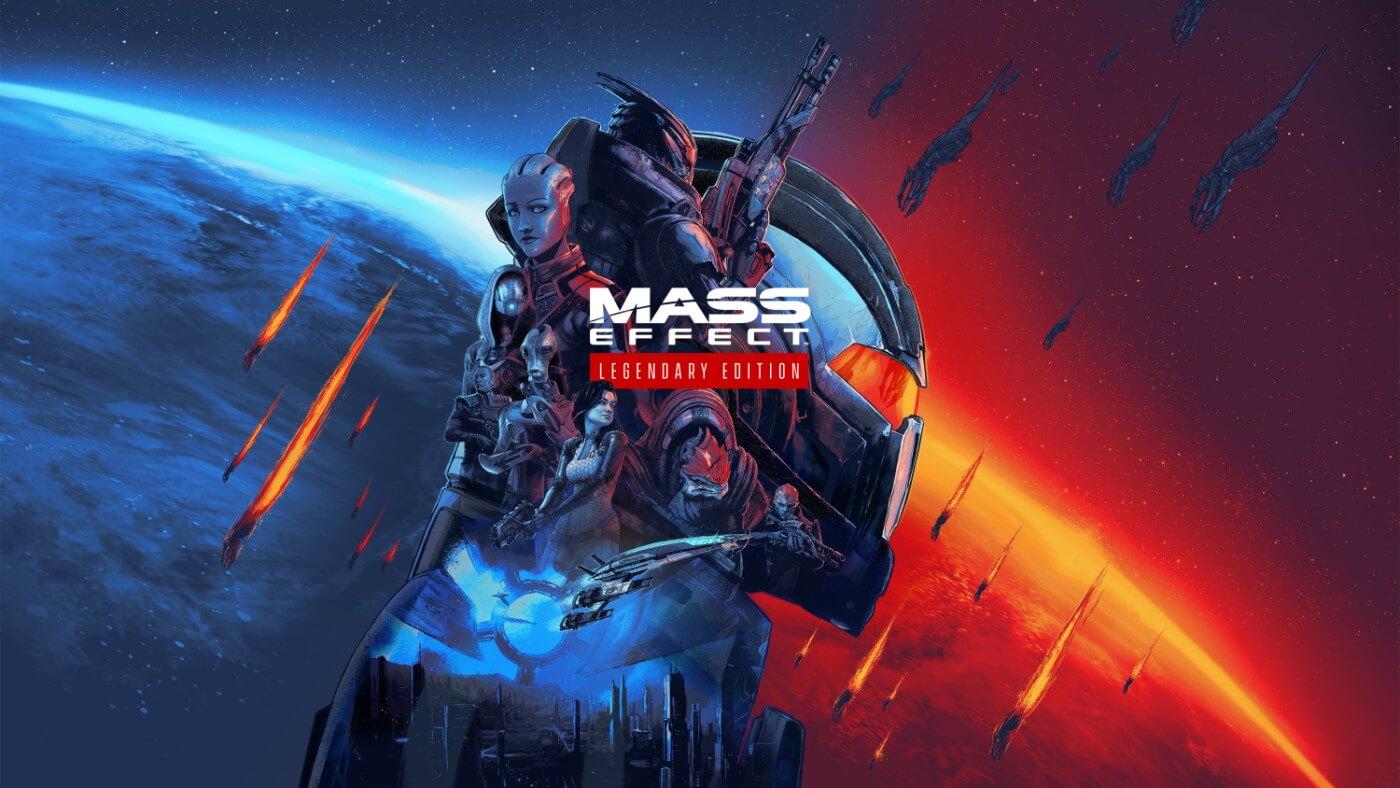 mass effect legendary edition bioware announcement