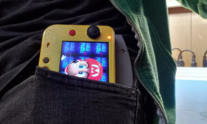 World's Smallest Nintendo 64 portable gmanmodz