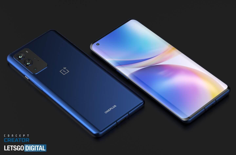 oneplus 9 phone concept
