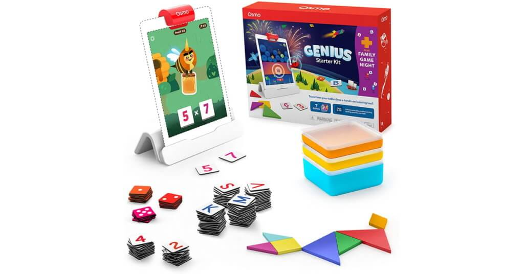 osmo genius starter kit for ipad educational toy
