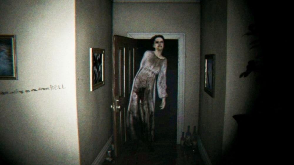P.T. Lisa character Silent Hills