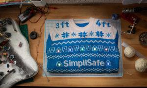simplisafe social distancing sweater alarm