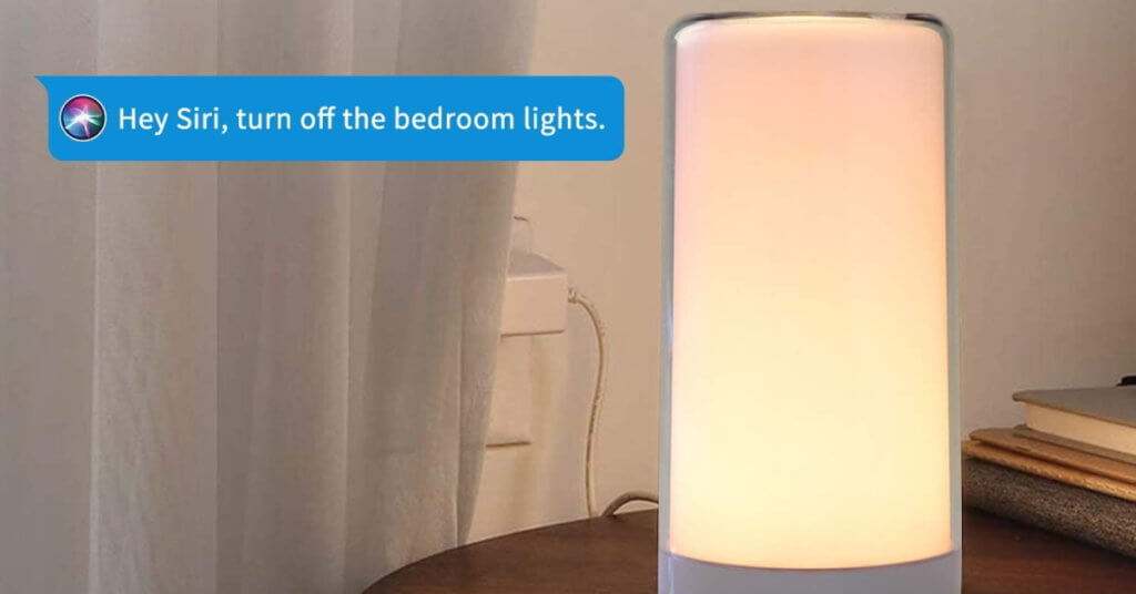 smart lamp apple homekit compatible