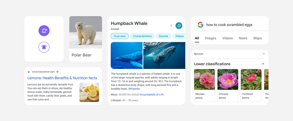 Google Search Mobile Receives a Redesign - TechTheLead