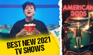 STREAMLAND best new 2021 shows american gods