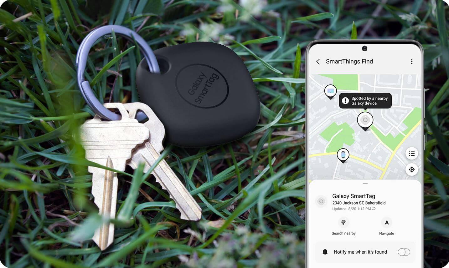 samsung galaxy smarttag tracker 4