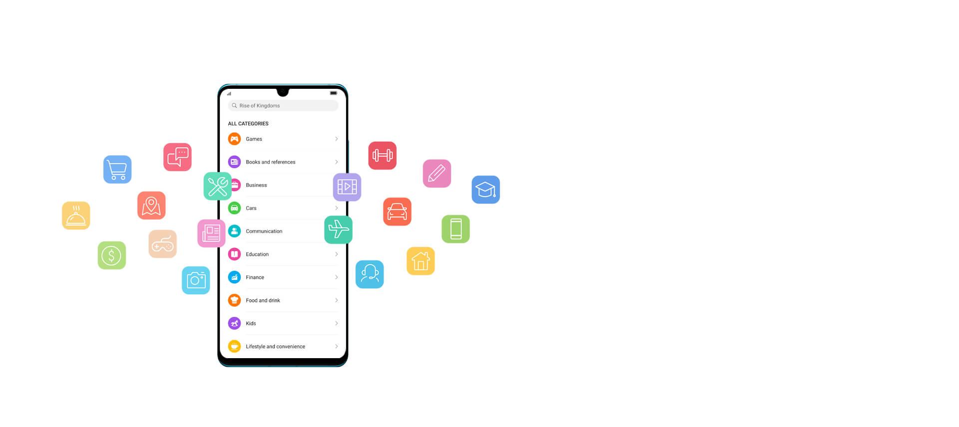 Huawei's App Gallery Gets Revamped