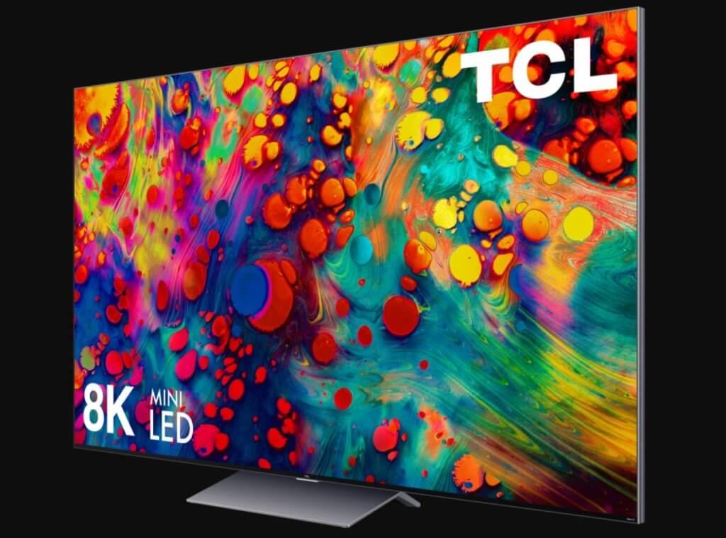 tcl 8k tv