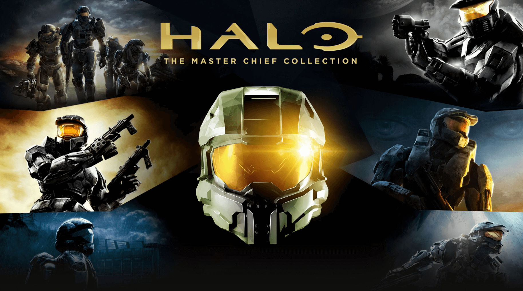 Halo Master Chief Collection Xbox