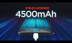 nubia red magic 6 battery 120w charging